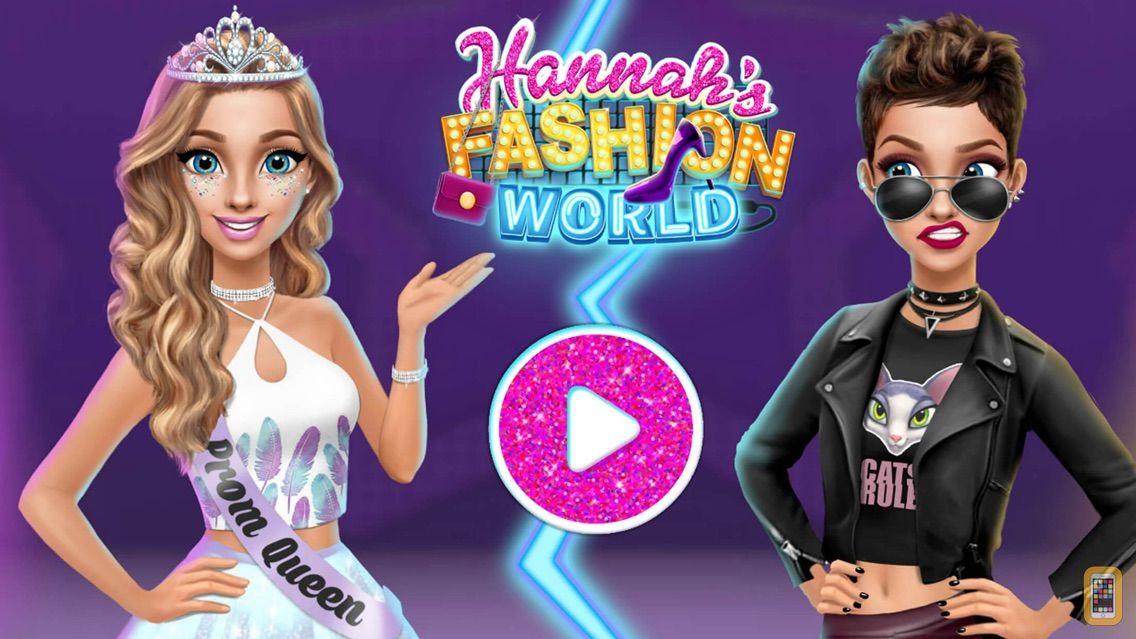 Screenshot - Hannah's Fashion World