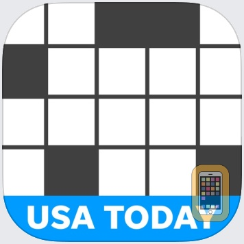 Usa Today Crossword For Iphone Ipad App Info Stats Iosnoops