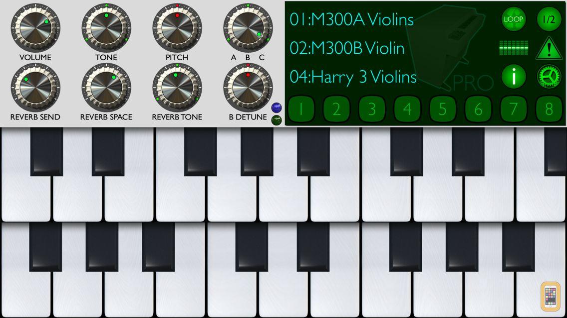 Screenshot - Mellotronics Streetlytron Pro