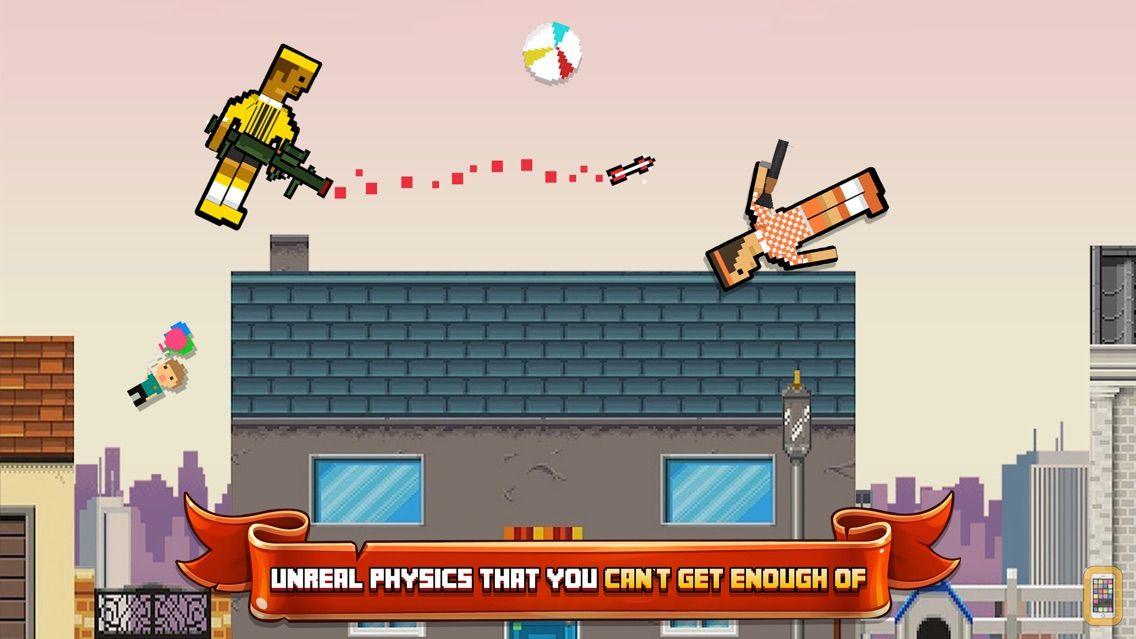 Screenshot - Shooting Masters Physics Games