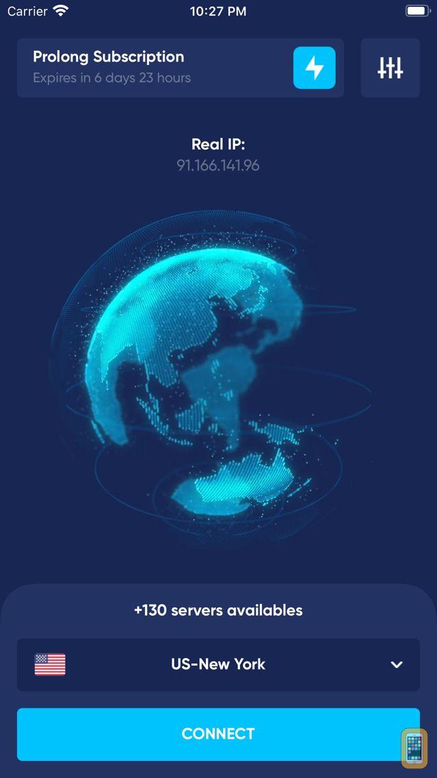 Screenshot - VPN ·