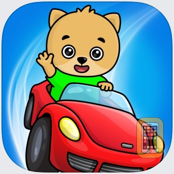 Ipad Games For Toddlers >> Car Games For Kids Toddlers For Iphone Ipad App Info Stats