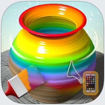 Pottery.ly 3D– Ceramic Maker by EYEWIND LIMITED (Universal)