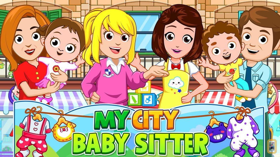 Screenshot - My City : Babysitter