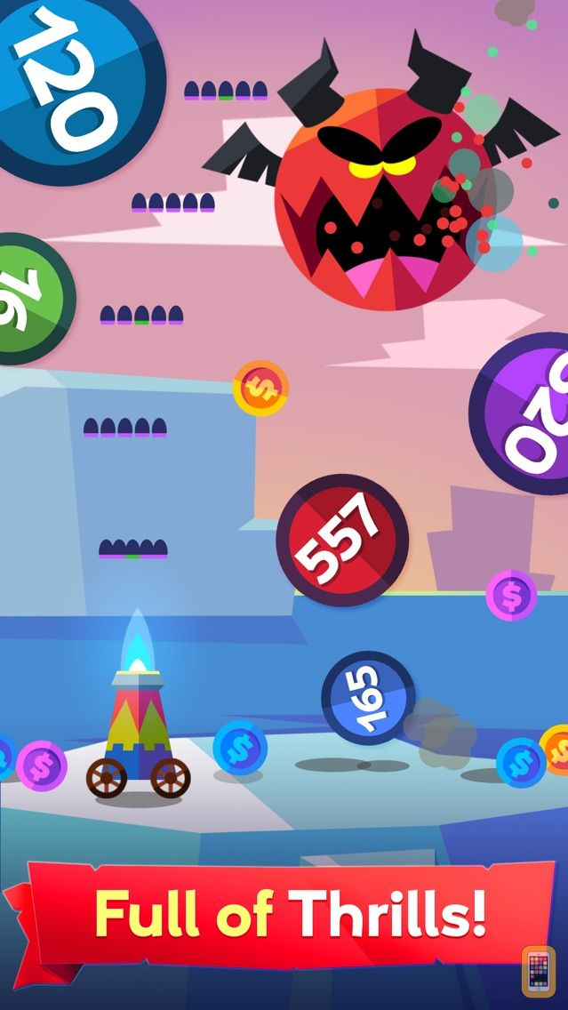 Screenshot - Color Ball Blast-Cannon Bomber