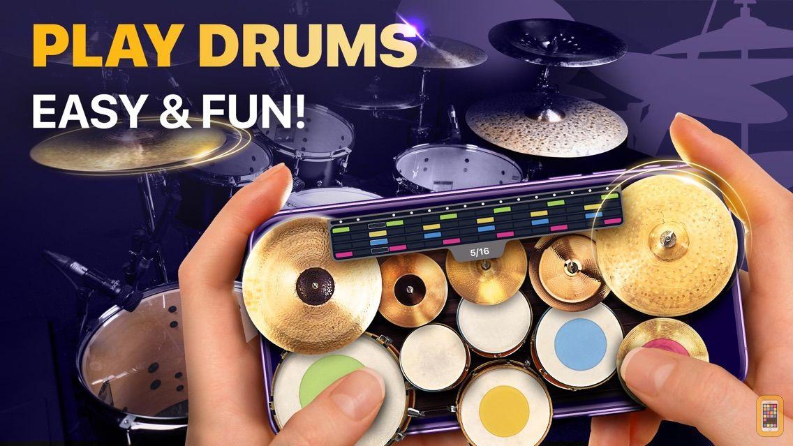 Screenshot - Go Drums