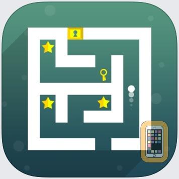 Swipey Maze by Sam Hardy (Universal)