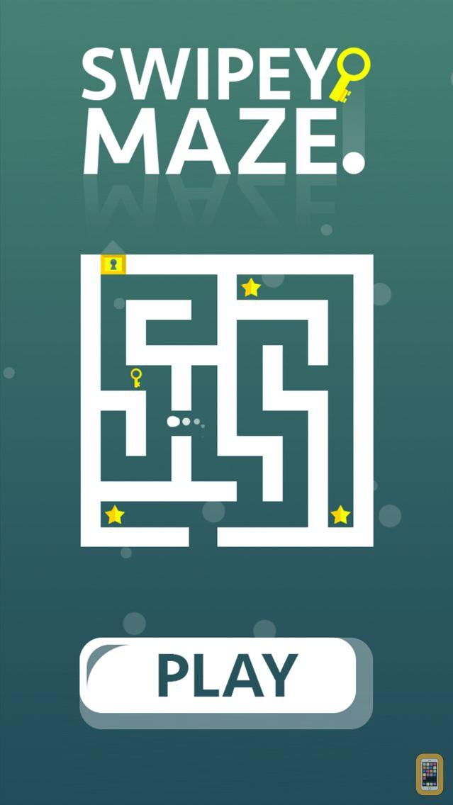 Screenshot - Swipey Maze