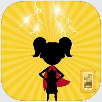 Word Superhero by Synapse Apps, LLC (Universal)