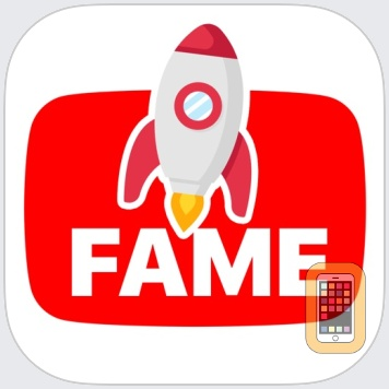 Fame - YT Thumbnail Maker for iPhone & iPad - App Info