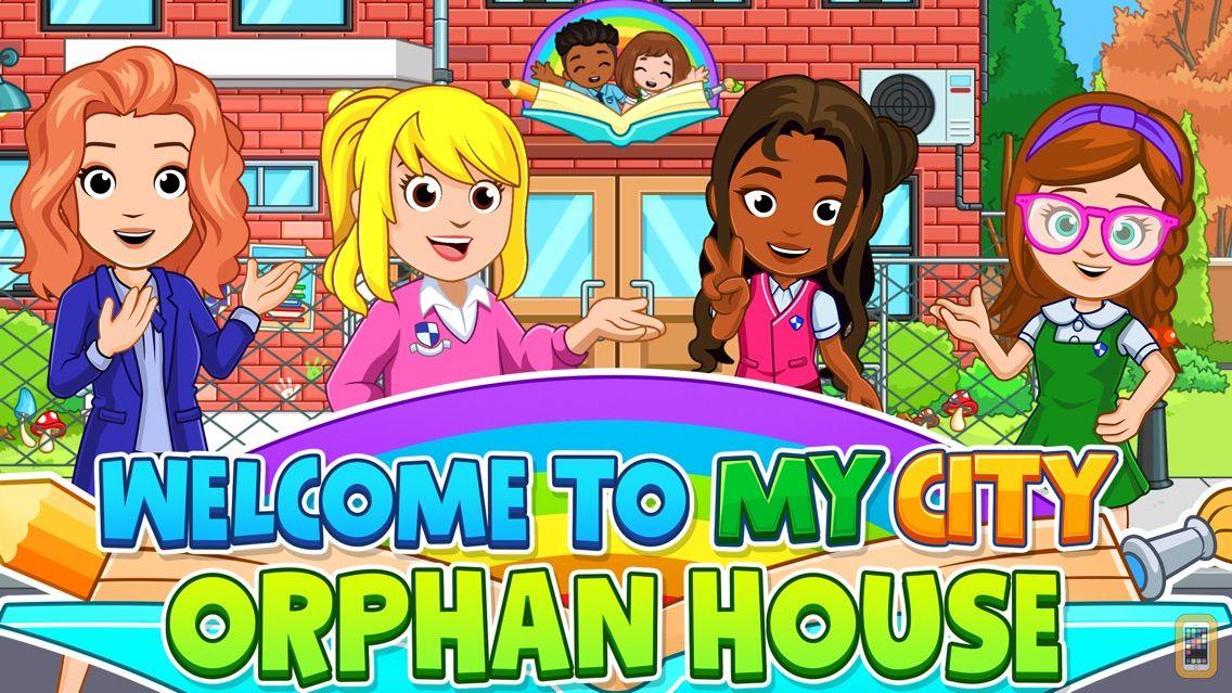 Screenshot - My City : Orphan House