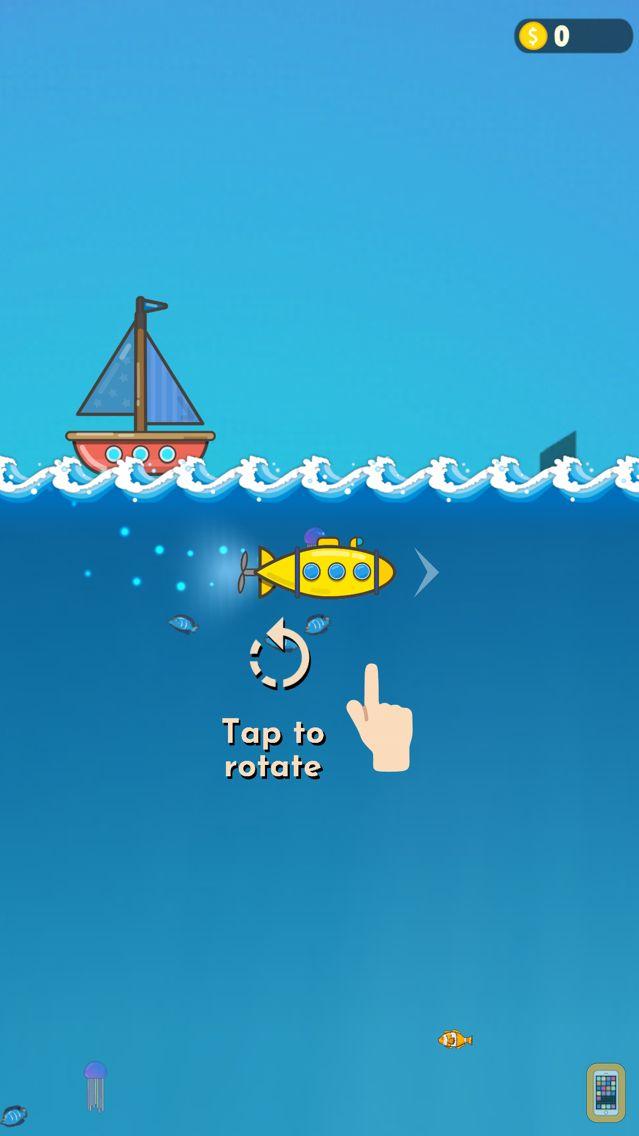 Screenshot - Submarine Jump!