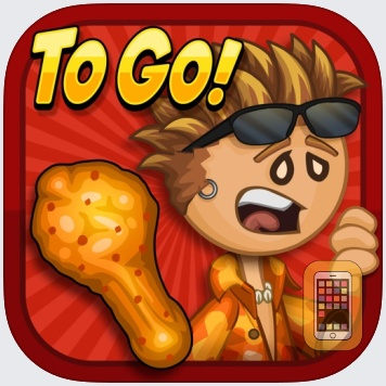 Papa's Wingeria To Go! by Flipline Studios (iPhone)