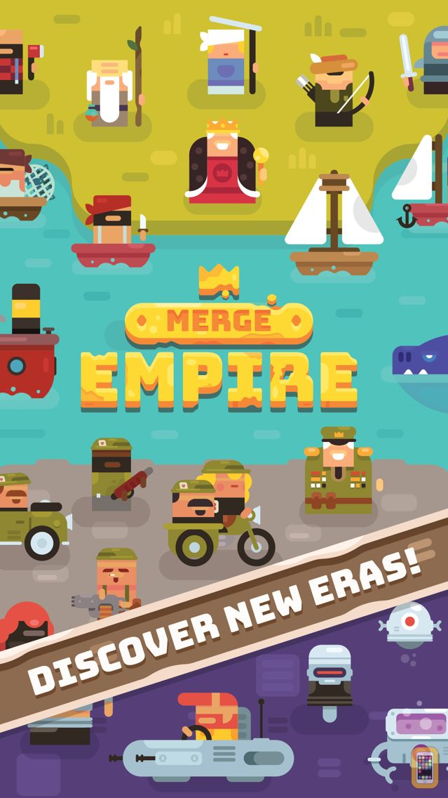 Screenshot - Merge Empire