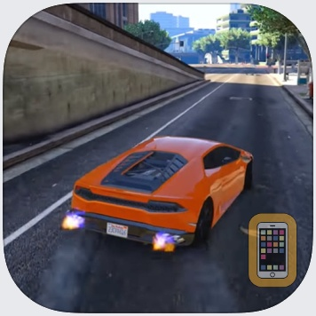 Sport Car Driving: City Advent by MAI THI HUONG (Universal)