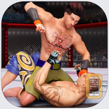 Combat Fighting: fight games by S Tanveer Hussain (Universal)