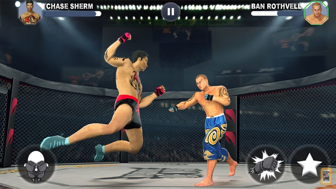 Screenshot - Combat Fighting: fight games