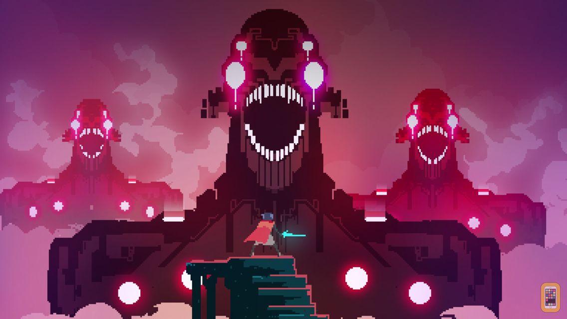 Screenshot - Hyper Light Drifter