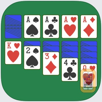 Solitaire (Classic Card Game) by Staple Games (Universal)