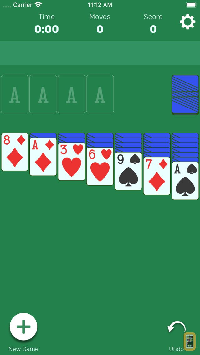 Screenshot - Solitaire (Classic Card Game)