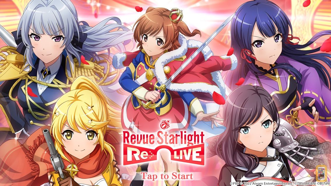 Screenshot - Revue Starlight Re LIVE