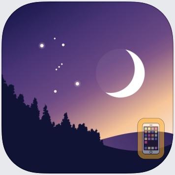 Stellarium Mobile Plus Sky Map for iPhone & iPad - App Info & Stats