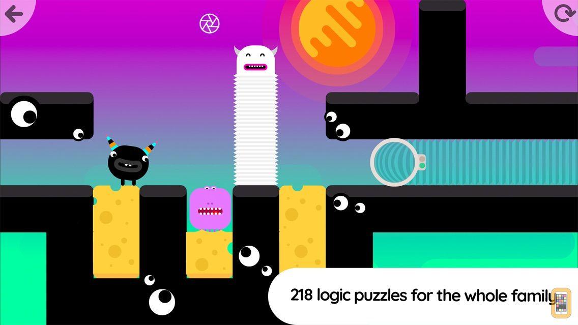 Screenshot - Thinkrolls Space