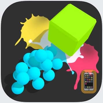Paint Balls Rush by Dreamplay Games Inc. (Universal)