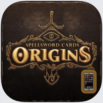 Spellsword Cards: Origins by One Up Plus (Universal)
