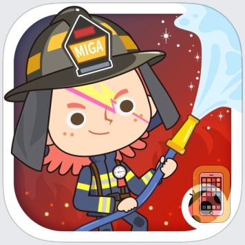 Miga Town: My Fire Station by XIHeGame (Universal)
