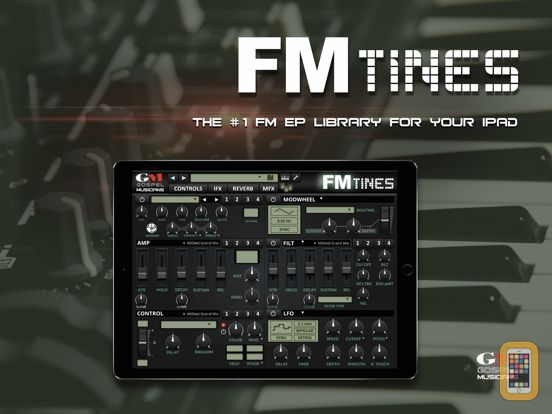 Screenshot - FM TINES