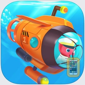 Dinosaur Submarine by Yateland (Universal)