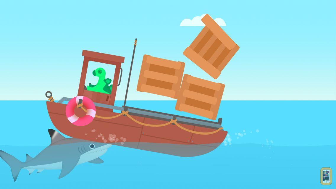 Screenshot - Dinosaur Submarine
