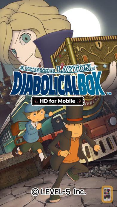 Screenshot - Layton: Diabolical Box in HD