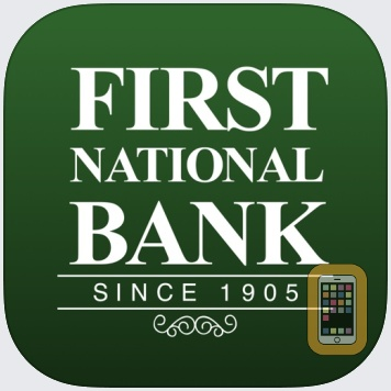 FNB-Anywhere by FIRST NATIONAL BANK INC (Universal)