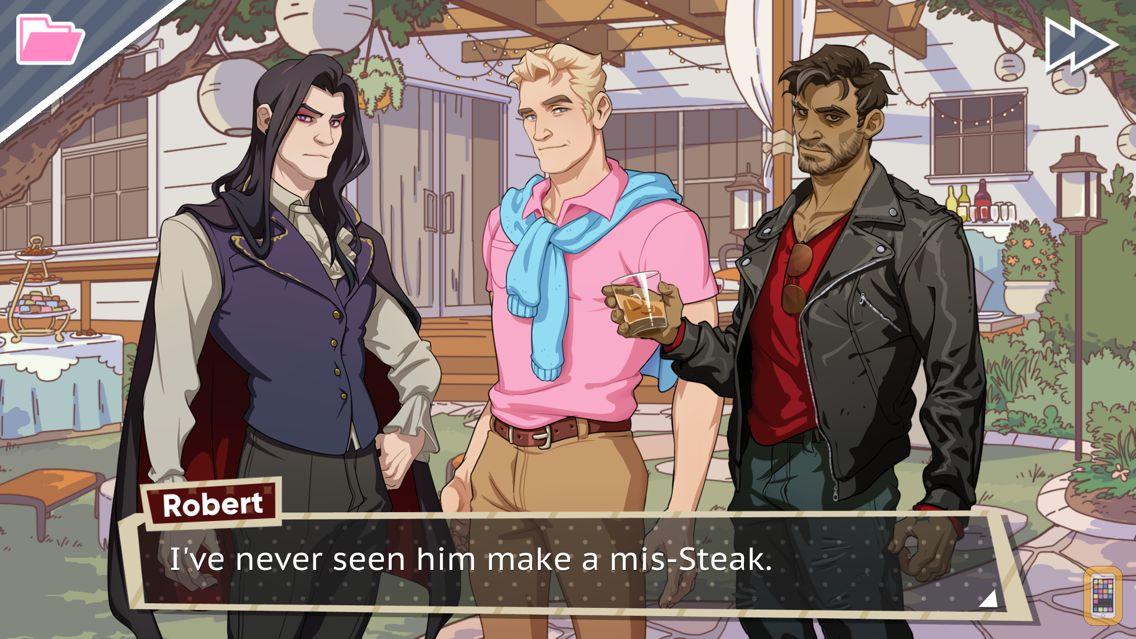 Screenshot - Dream Daddy