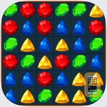 Jewels Magic: Mystery Match3 by BitMango (Universal)