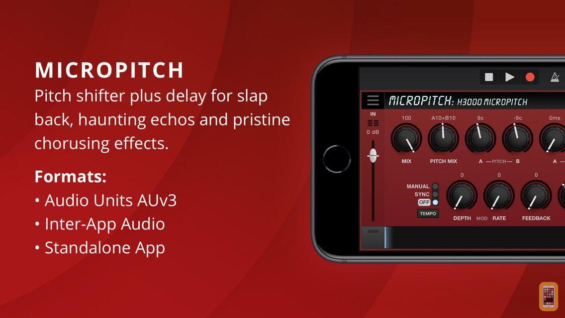 Screenshot - MicroPitch