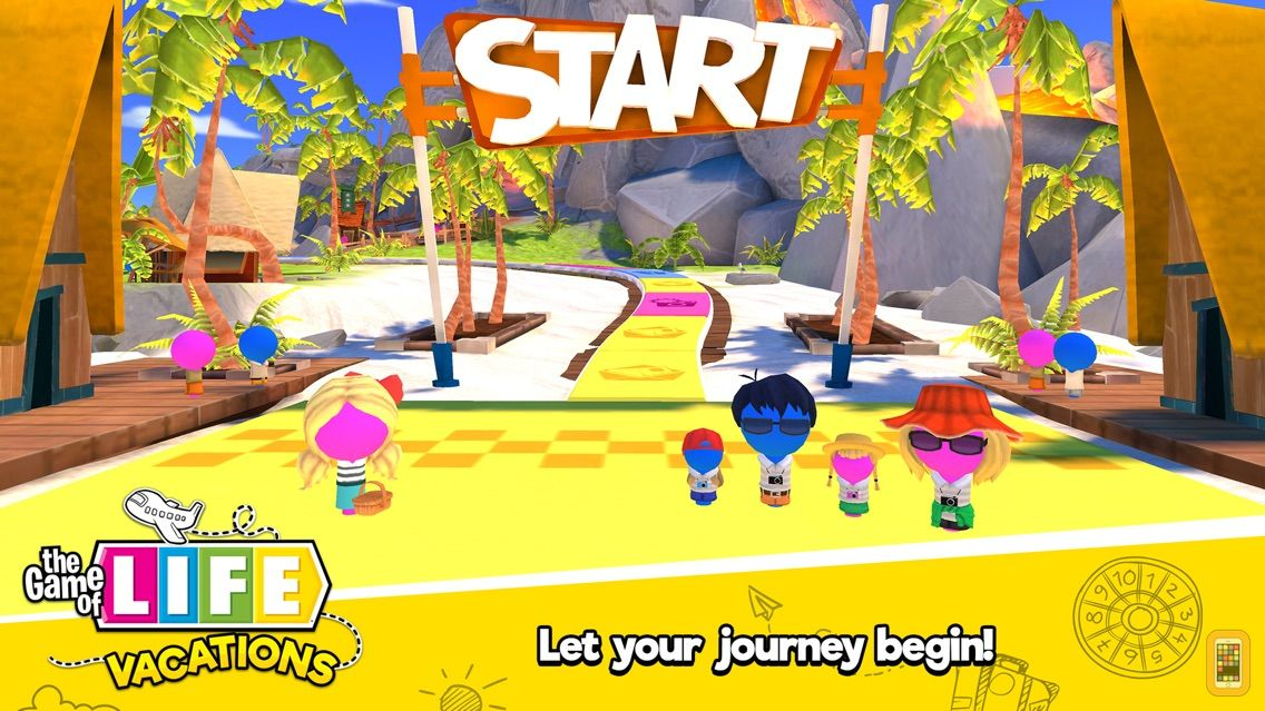 Screenshot - THE GAME OF LIFE Vacations