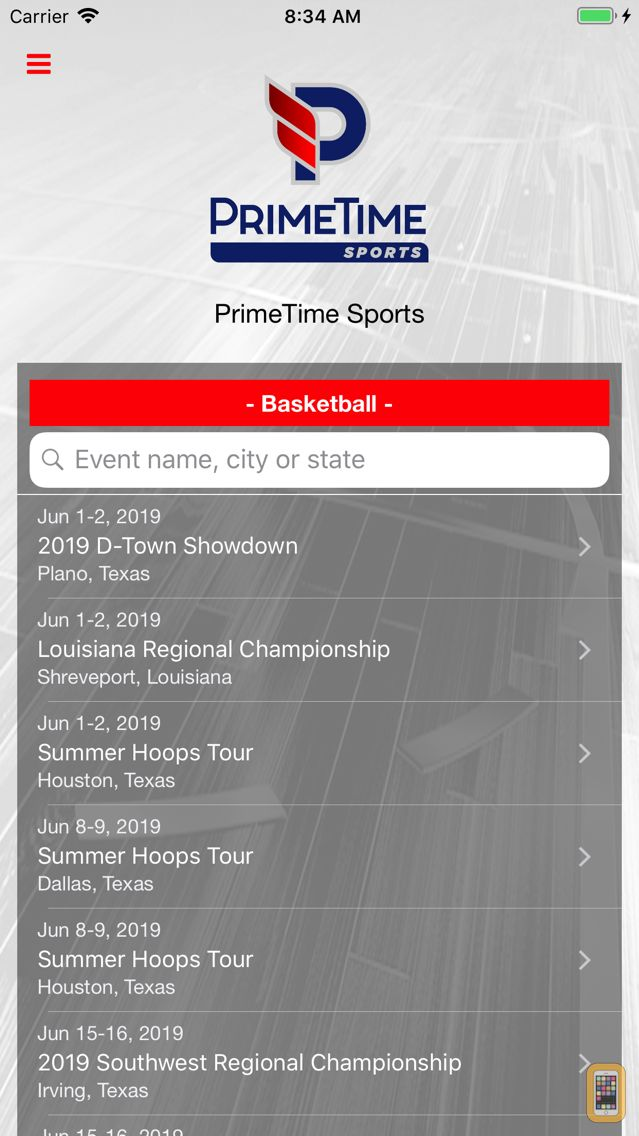 PrimeTime Sports for iPhone & iPad - App Info & Stats | iOSnoops