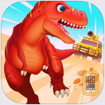 Dinosaur Guard: Games for kids by Yateland (Universal)
