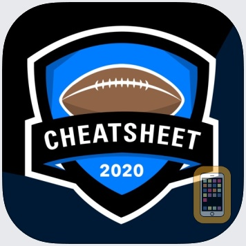 Fantasy Football Cheatsheet by 290 Design, LLC (Universal)