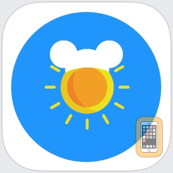 Weather for Disney World by Ethan Brimhall (iPhone)