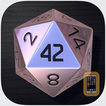 Dice by PCalc by TLA Systems Ltd. (Universal)