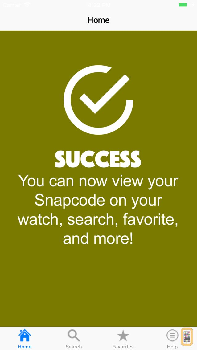 Screenshot - LittleSnap for Snapchat