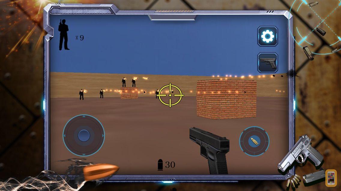 Screenshot - Fast Gun Shot