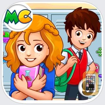 My City : High school by My Town Games LTD (Universal)