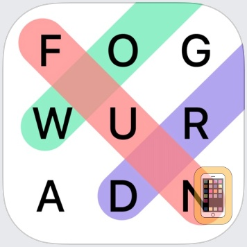 Word Search - Crossword Game by Easybrain (iPhone)