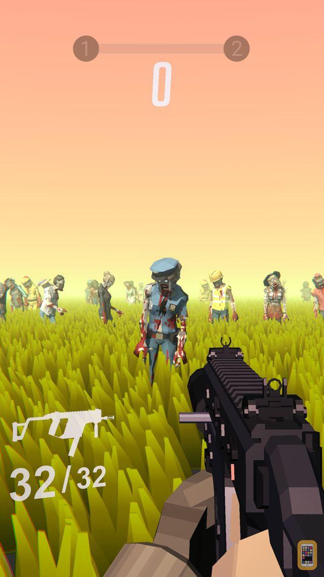 Screenshot - Zombie Royale
