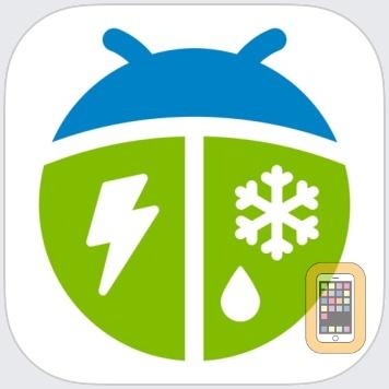 WeatherBug – Weather Forecast by WeatherBug (Universal)
